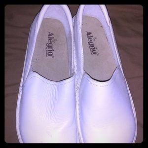Alegria nurse shoes Deb size 41 white
